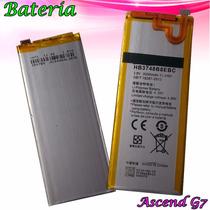 Bateria Pila Huawei G7 Nueva Excelente Calidad Generica