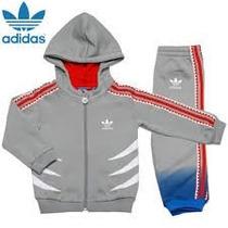 Conjuntos Adidas De Niño 100% Original