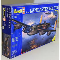 Avión Revell Avro Lancaster Mk.l/lll Escala 1/72