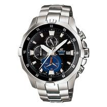 Relógio Casio Edifice Efm-502d-1av Linha Nautica Ema-100d