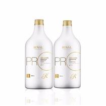 Escova Royal Pro Max O Liso Perfeito + 1 Oleo De Argan
