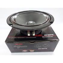 Medio Sm Audio 8 Pulgadas 200w Hs-8st Sellado Nuevo