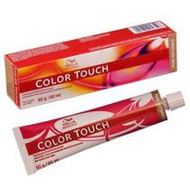 Color Touch Com Queratina - 8.81 Louro Claro Pérola Acinzent