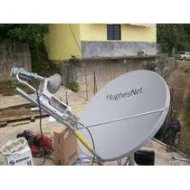 Internet Satelital Navega En Banda Ancha A Alta Velocidad
