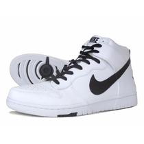 Botitas Nike Dunk Cmft Prm Cuero Urbanas Hombre 705433-100