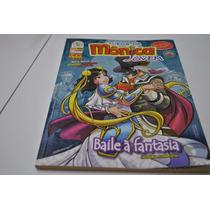 Gibi Turma Da Monica Jovem( Baile A Fantasia) Edição 35