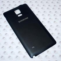 Tapa Trasera Samsung Galaxy Note 4 Original Nueva Negro