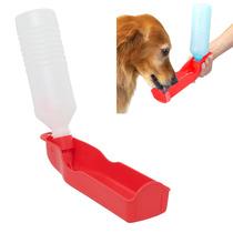 Bebedouro Portátil 500ml Para Cães Cachorro Acessório Pet