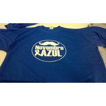 Novembro Azul Camiseta