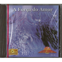 Cd Grupo Altos Louvores 7 - A Força Do Amor (original)