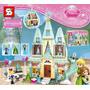 Castillo De Arendelle De Frozen, Mod Lego 483 Piezas