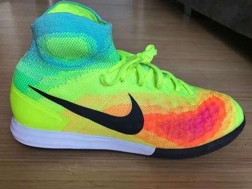 6914169b1c Chuteira Nike Magista X Proximo Futsal Cano Alto - R  449