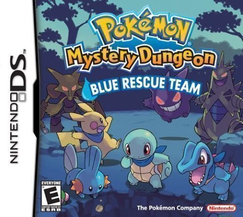 Juego Nintendo Ds 3ds Pokemon Mistery Refurbished Fisico 800