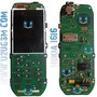 Display Nokia 1616, 1661, 1800, 5030 Original.