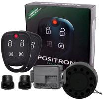 Alarme Positron Carro Cyber Novo Exact Ex330 Promoção!!!