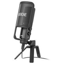 Rode Ntusb Micrófono Condenser De Grabación Estudio