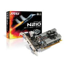 Placa De Video Geforce Gt210 1gb Ddr3 Directx10.1 Nuevas
