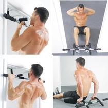 Barra Ejercicio Iron Gym Perfect Fit 94cm Largo Puerta F883