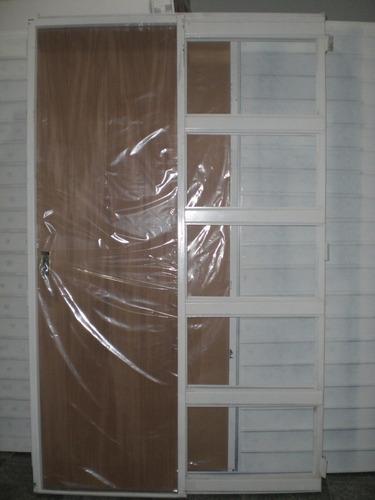 puerta corrediza de embutir pdurlock x cedro isaluminio