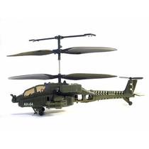 Syma S012 Ah-64 Mini 3-canal Infravermelho Helicóptero Rc