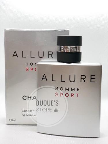41b58d4a9 Perfume Masculino Chanel Allure Homme Sport Edt 100ml - R$ 419,99 em  Mercado Livre