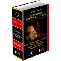 Dicionário De Terminologia Jurídica C/cd-rom + Brinde