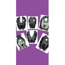 Kit Shadow 600 Capa+porta Ferramentas+franjas Para Manetes