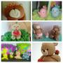 Baby Shower, Recuerditos, Centros Para Tortas, Candybar.
