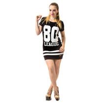 Vestido Curto Casual Esportivo Juju Panicat Swag Balada Moda
