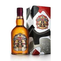 Whisky Chivas Regal X 750 Cc.edicion Limitda