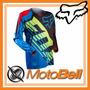 Franela Fox 360 Savant Moto Motocross Enduro