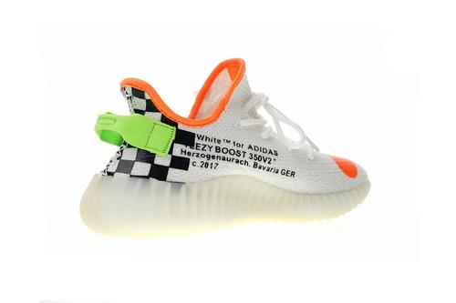 24230854ec0 off white yeezy 350 v2 boost x adidas. Cargando zoom.