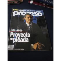 Revista Proceso - Dos Años Proyecto En Picada #1987