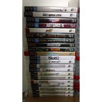Jogos Playstation 3 Ps3 Ps 3 Play 3 Usados, Perfeito Estado!