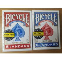Cartas De Poker Bicycle Originales Caja X 12