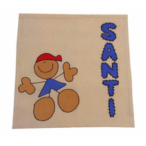 Mantel Regalo Baby Shower Decoracion Niños Bebés Cuarto Mesa