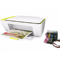 Multifuncional Hp 1516 C/ Bulk Ink + 400ml De Tinta Inkbank