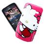 Funda Acrilico Hello Kitty Nokia C3 Envio Promo Capital