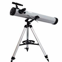 Telescópio / Luneta 700x76mm Stargazing Mod 76700