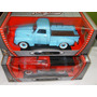 2 Pick Up Gmc Año 1950 Y Ford 1948 Escala 1/18 Marca Road