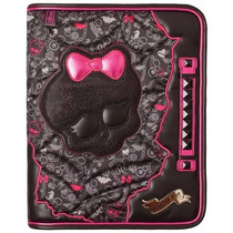 Caderno Argolado Universitário Monster High Top - Tilibra