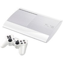 Playstation 3 Ps3 12gb Branco Super Slim Novo