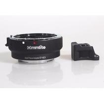 Anel Adaptador Commlite Ef/ef-s Canon P/ Sony E-mount A7 A7s