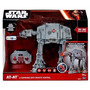 Star Wars At - At U-command With A Control Remoto 30 Cm Ori
