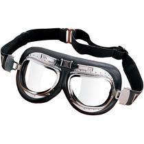 Goggles Lentes Retro Cafe Racer Para Moto Marca Emgo