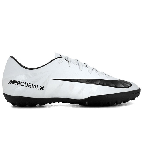 huge discount c9e2a dc3fd Tenis Nike Mercurial Victory Vi Cr7 Tf Blanco Caballero -  1,850.00 en  Mercado Libre