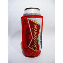 Porta Latão Cerveja 473ml Em Neoprene