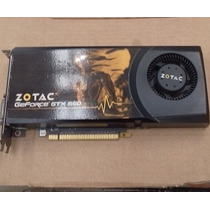 Placa De Video Zotac Gtx560 1gb 256bit Ddr5