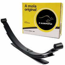 Feixe De Mola Traseiro Fabrini Fiat Uno 1.0 84/ Ft1010fx