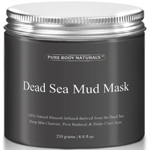 Mascarilla Barro De Mar Muerto (dead Sea Mud Mask) Celulitis